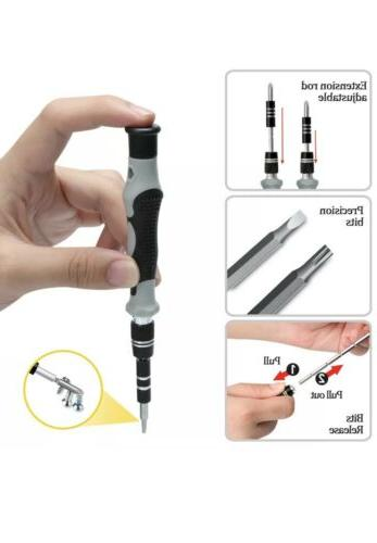 Electronics Precision Tool Set PC,