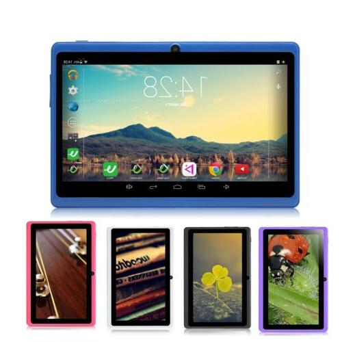 "iRULU eXpro 3 7"" Tablet PC Android 6.0 8GB/16GB Quad Core GM"