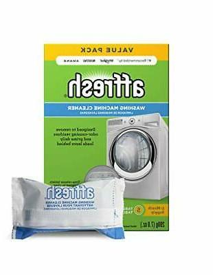 Finally Fresh Washer Cleaner 5 Tablets Pack Washing