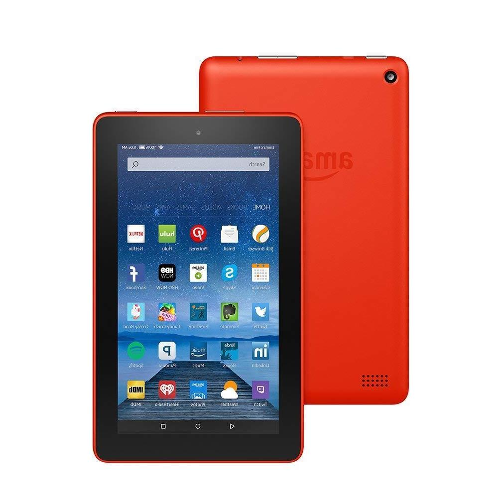 """Amazon Tablet with 7"""" 8 GB Gen"""
