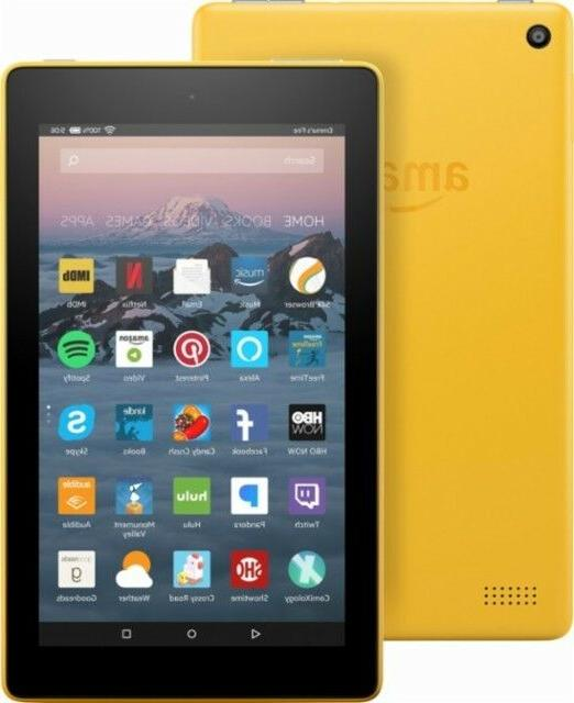 Amazon Fire with 8 7th NEW SEALED