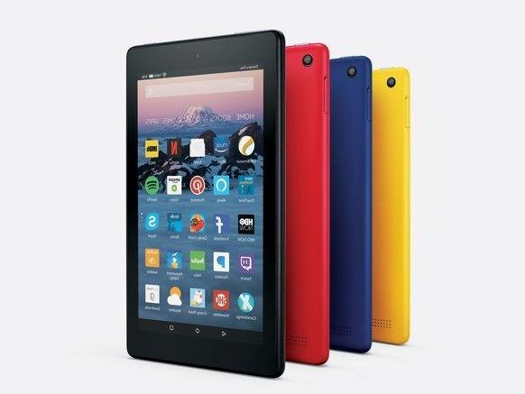 fire 7 tablet with alexa 7 display
