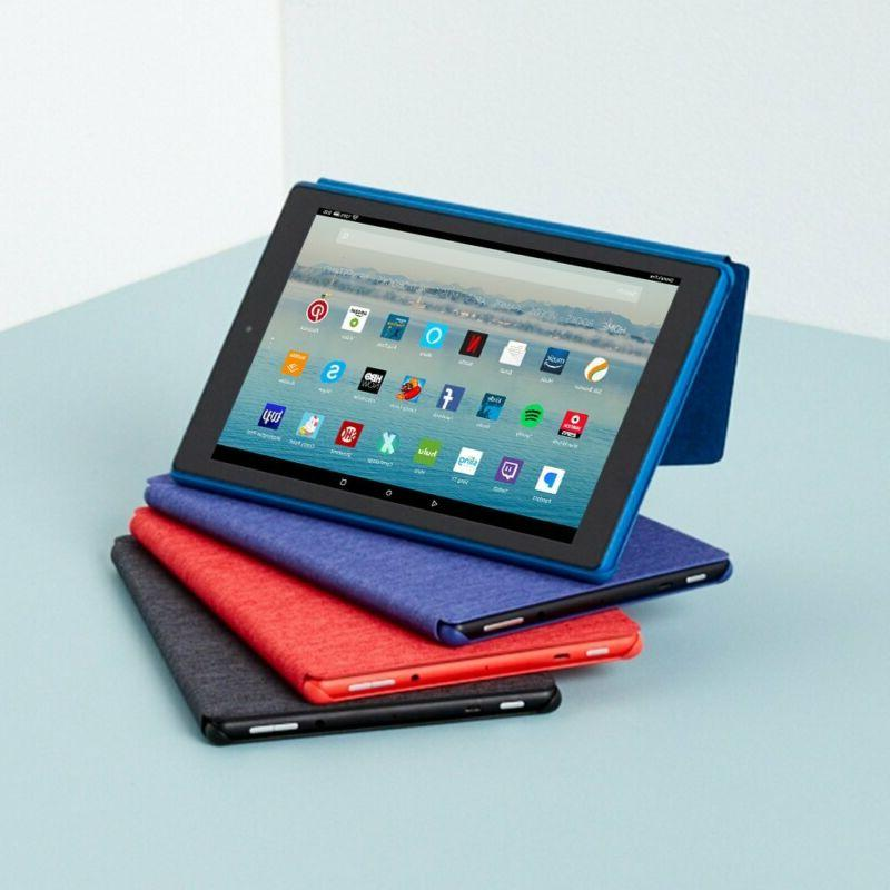 Fire HD Tablet with Hands-Free, 1080p Full HD 32 GB, Bla