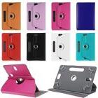 """Folding Leather Case Cover For 7"""" kindle Fire 7/RCA/Samsung/"""