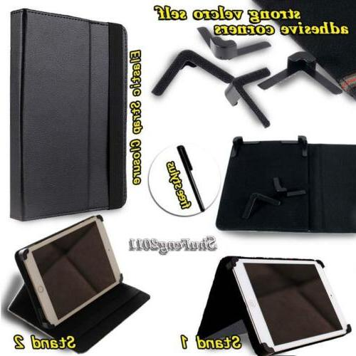 Folio Leather Case Z3 Tablets STYLUS