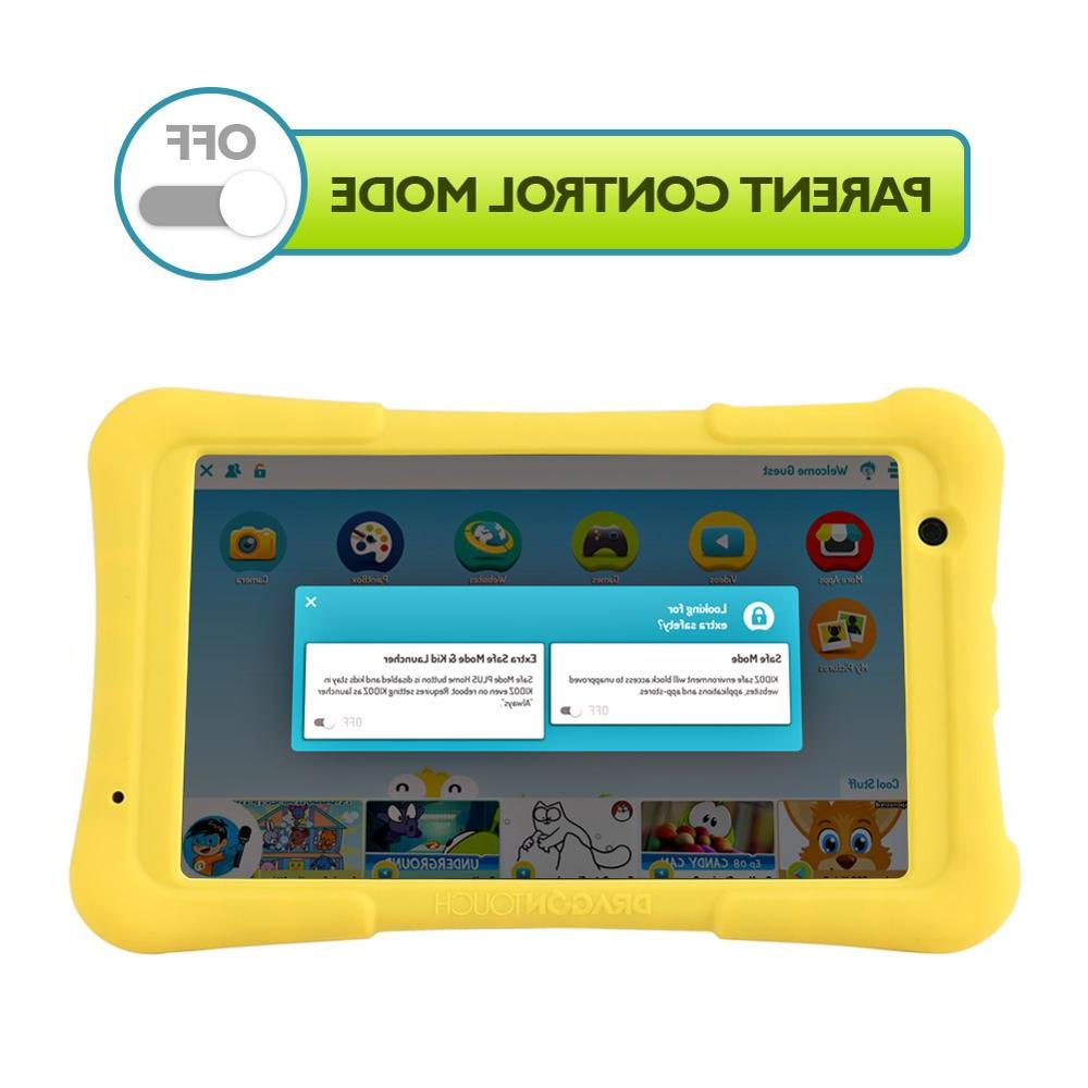 <font><b>Dragon</b></font> <font><b>Touch</b></font> Y80 <font><b>Tablet</b></font> inch Display Android 8.1 Children 2GB Quad core PC
