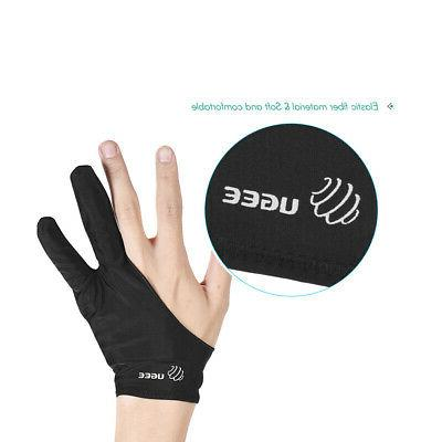 Two Finger Art Glove Anti-fouling for Drawing Painting Digit