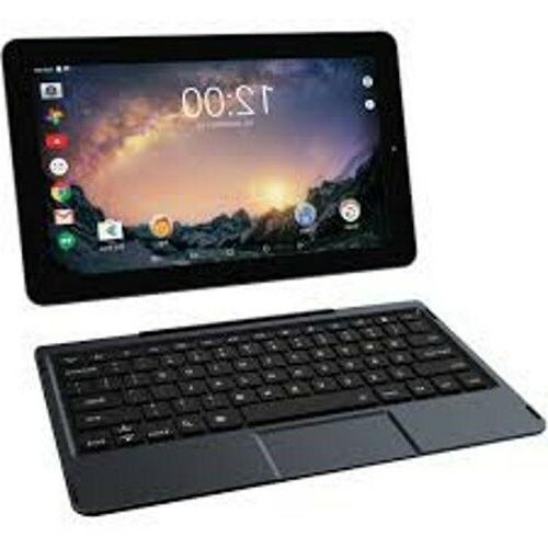 "RCA Galileo Pro 11.5"" 32GB 2-in-1 Tablet Keyboard Case Andro"