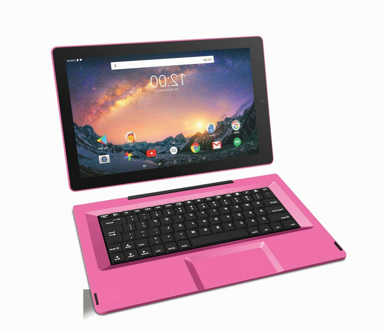 RCA 11.5 inch 2-in-1 Tablet Keyboard Android