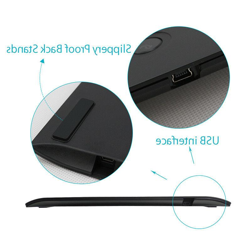 """Huion H610 6.25"""" Graphics Drawing Tablet 8"""