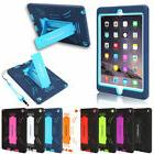 Heavy Duty Silicone Tablet Cover for Apple iPad Kids Shockpr