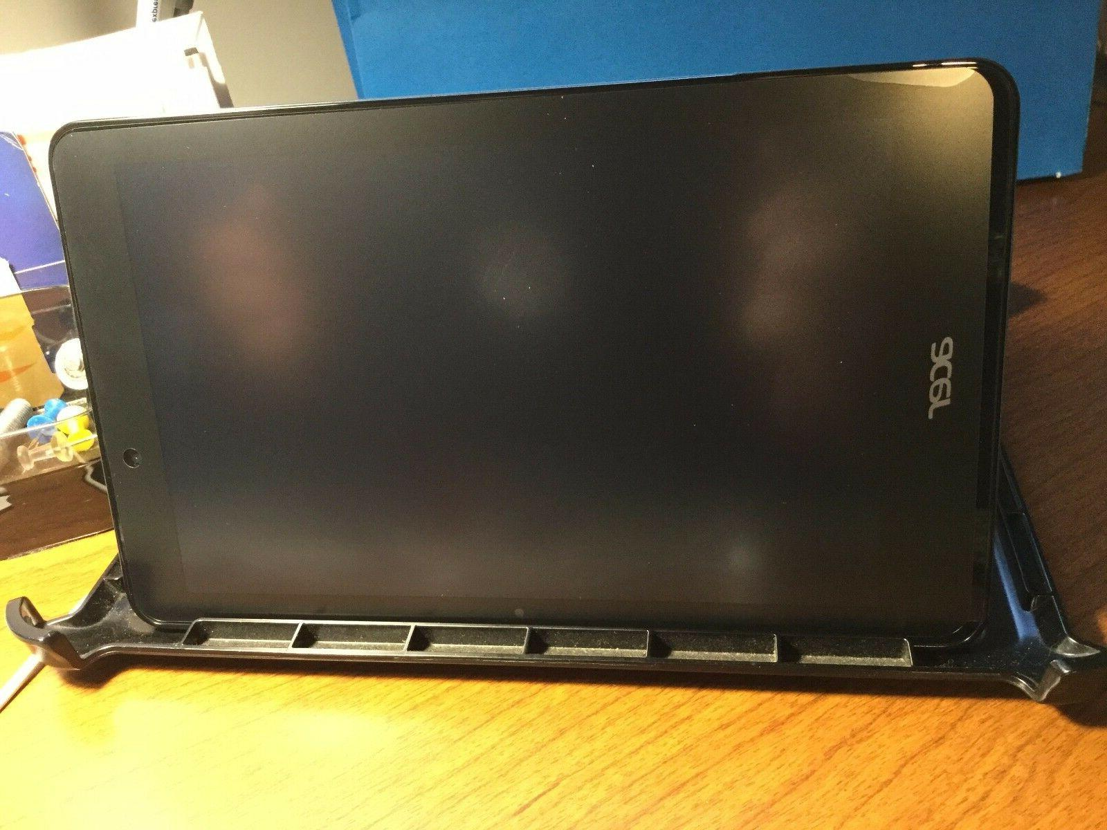 "Acer Iconia One 8"" Android Tablet Black 16GB, Wi-Fi, Intel 1"