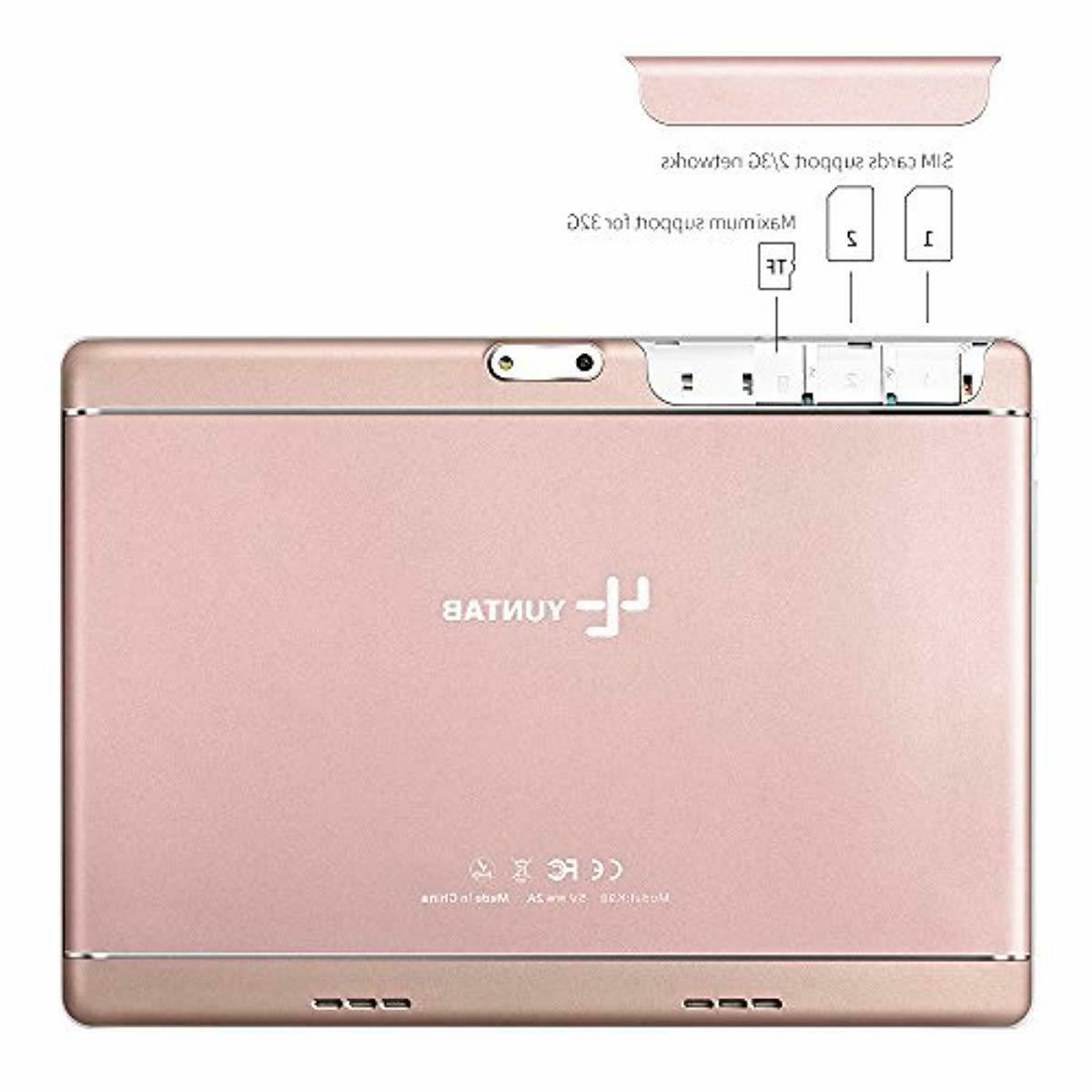 YUNTAB K98 9.6 inch Android Tablet/3G Smart Phone, Dual