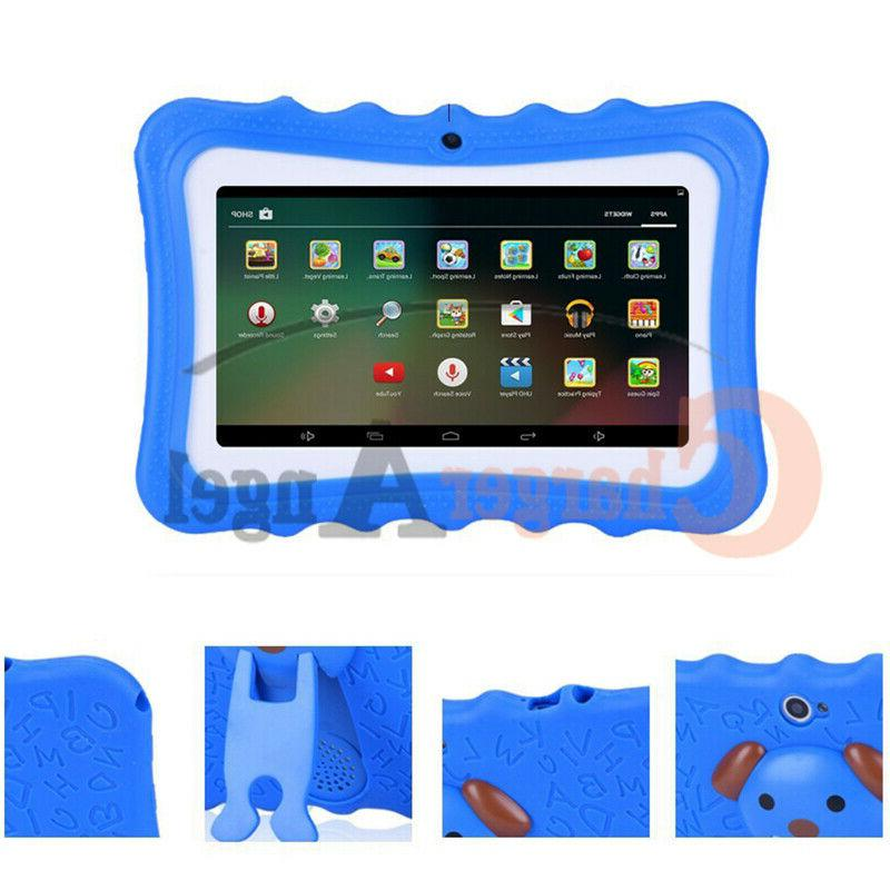 kids 7 tablet pc 8gb android wifi