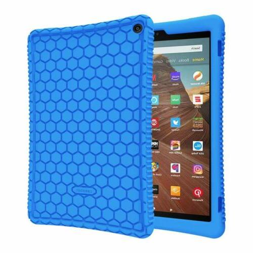 Kids Shock Proof Case Cover for Amazon Kindle Fire 7 HD 8 20