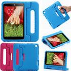 Kids Shockproof EVA Stand Case Handle Cover For LG G Pad 4 X
