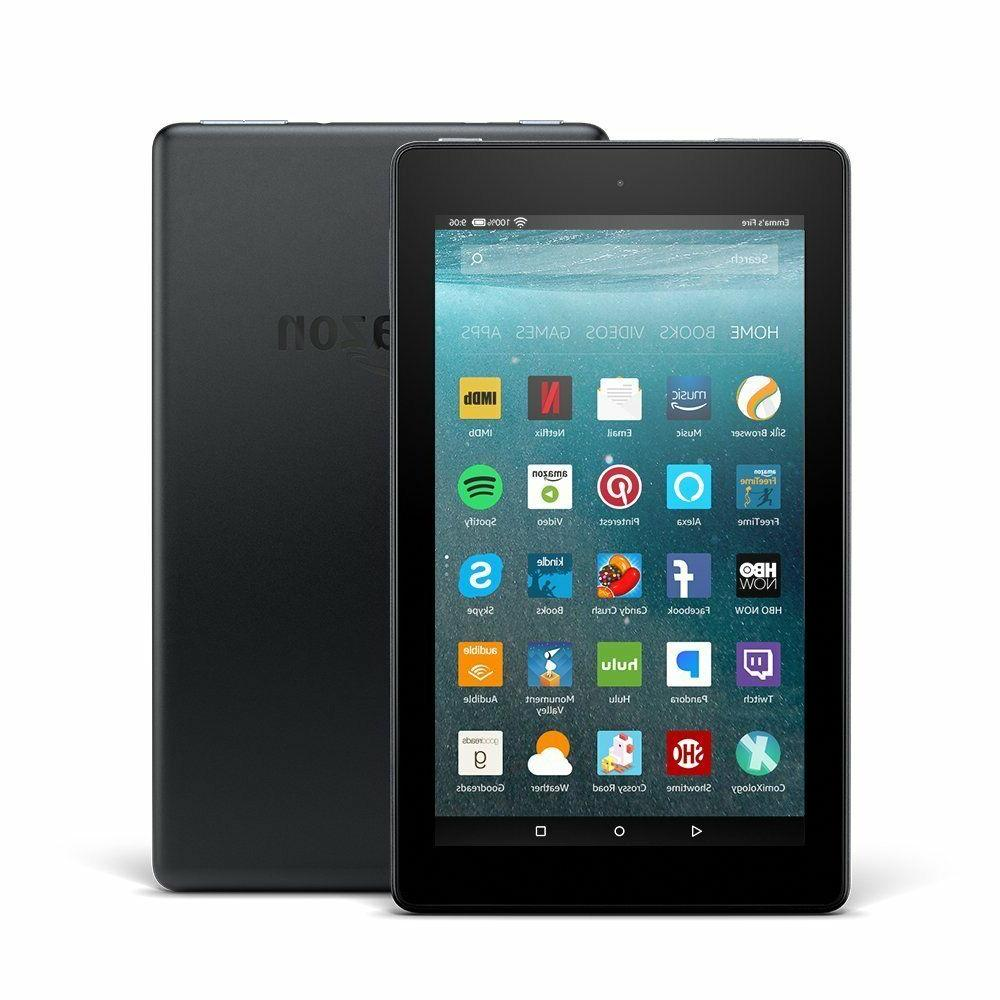 "Amazon Tablet 2017 7"" Black"
