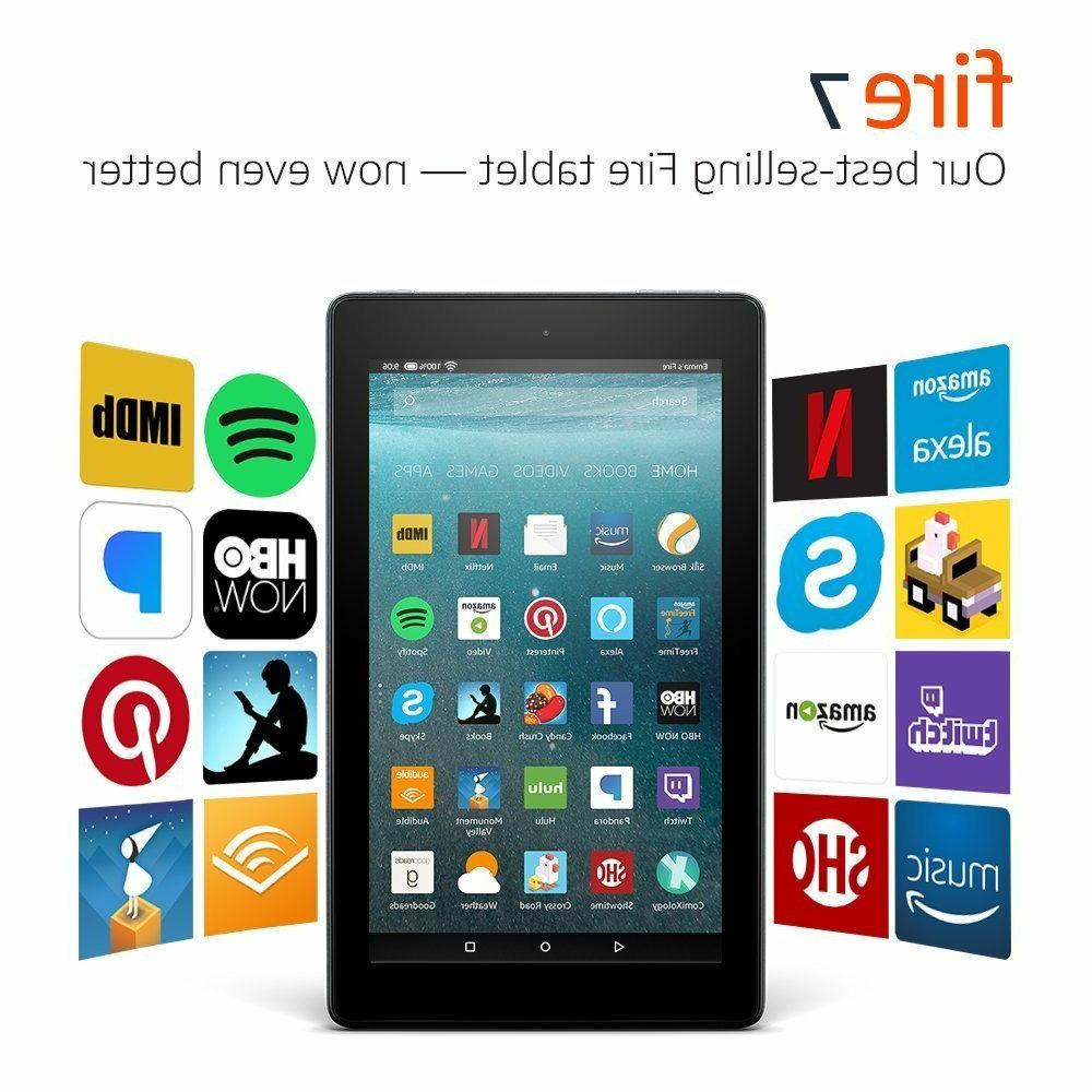 kindle fire 7 tablet 8gb 7th generation