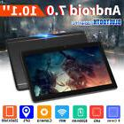 New 10.1'' 4G+64GB Android 7.0 Tablet PC Octa Core 8 HD WIFI