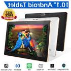 New 10.1'' Tablet  Android 6.0 Octa Core 4+64GB 10 Inch HD W