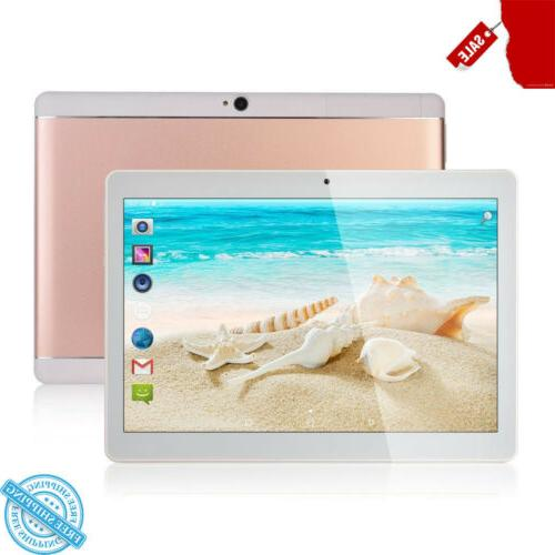 10.1'' Tablet Android 4G 32G ROM HD WIFI 3G