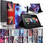 """New FOLIO LEATHER STAND CASE COVER For Amazon Kindle Fire 7"""""""