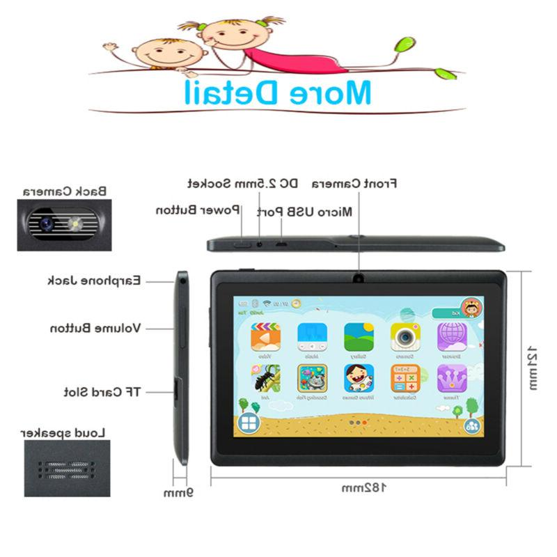 """XGODY New Tablet PC 7"""" HD WIFI Gaming Gift For"""