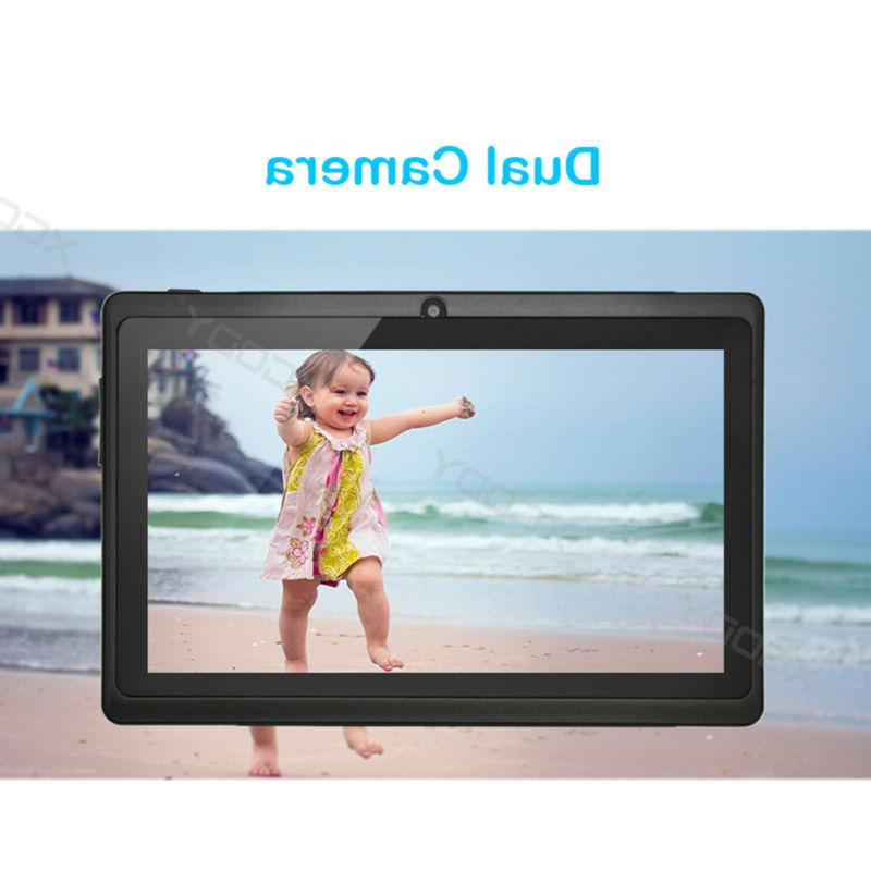 """XGODY Tablet 7"""" WIFI HD Gaming Learning Gift For Kids"""