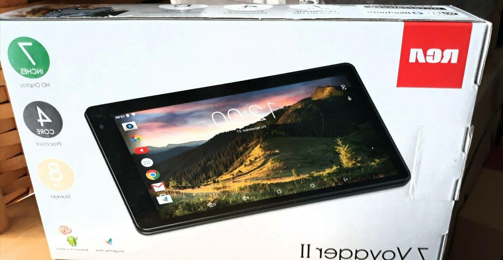 new voyager ii 7 inch 8 gb