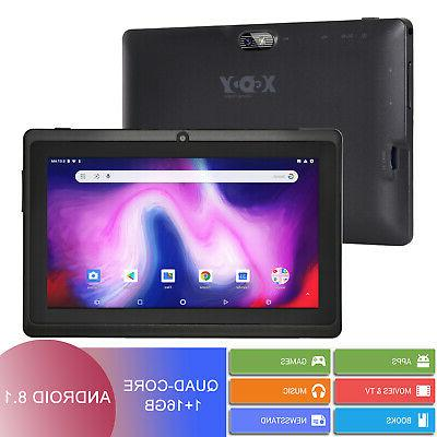 newest android 6 0 kids tablet pc