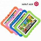 OEM cheap 7inch quad Core Kids Tablet PC Android 5.1 Green