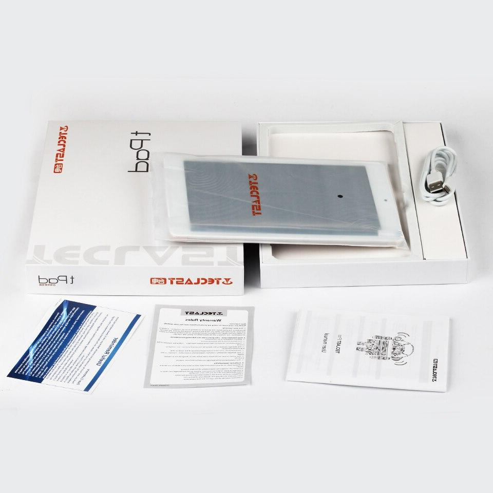 Teclast P80 Tablet PC HD Android 3GB RAM 16GB MTK8163 Core WiFi