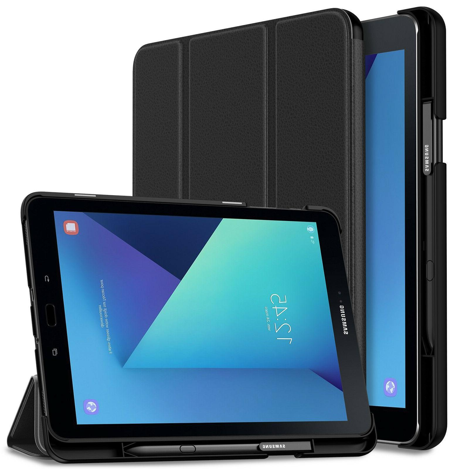 Infiland Pen Holder Case For Samsung Galaxy Tab S3 9.7'' Tab
