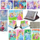 Princess Cartoon Folio Protective Case Universal Cover Stand
