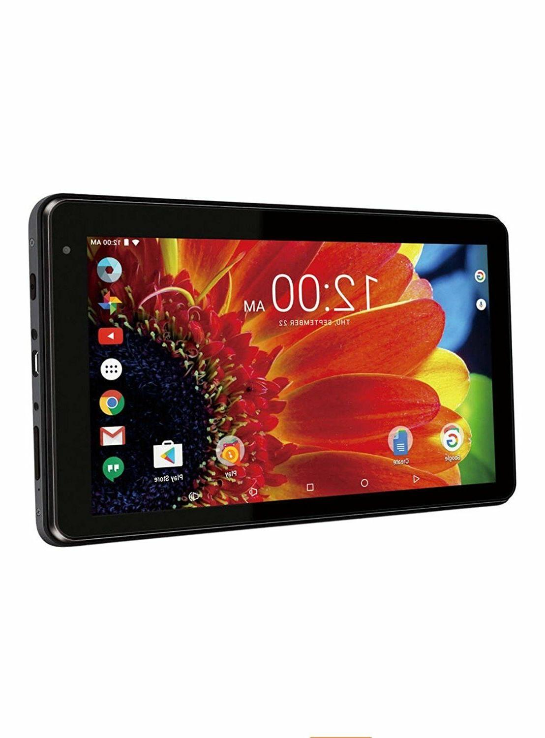 New RCA Core Voyager Wifi 1GB 1.2Ghz Android Tablet