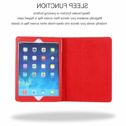 For A 10.1 SM-T580 Tablet Stand Cover Case