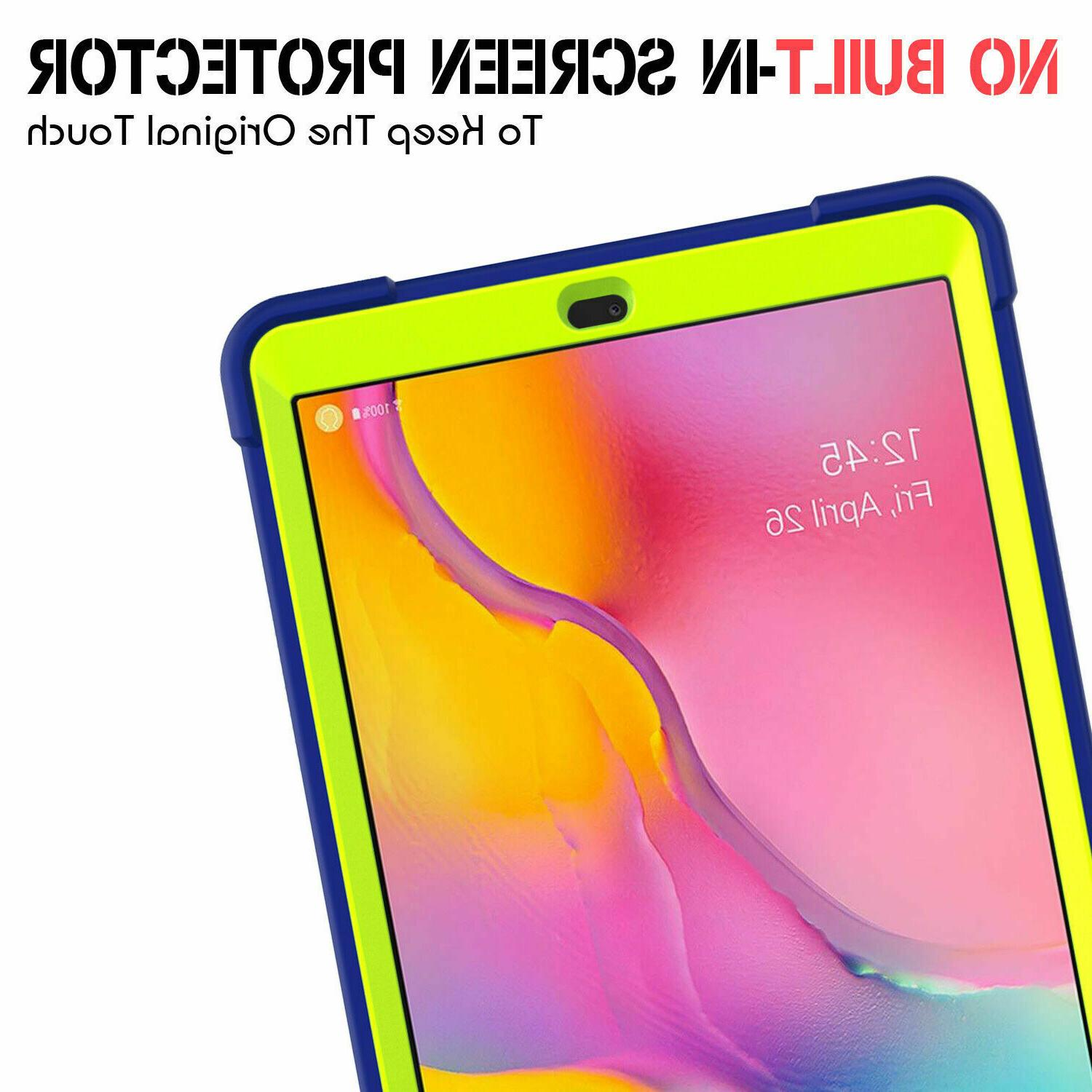 For Galaxy Tab A Smart Rugged Shockproof Case Cover