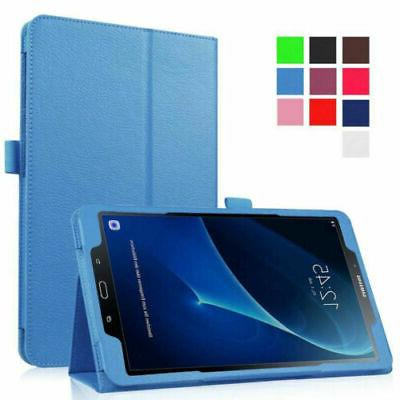 Fits Samsung Galaxy A Tablet Leather Stand Flip