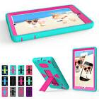 ShockProof Rubber Stand Tablet Case For Amazon Kindle Fire H