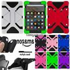 """Shockproof Silicone Stand Cover Case For 7"""" 8"""" Amazon Kindle"""