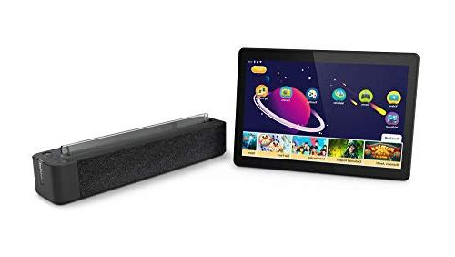 Lenovo 10.1-Inch Android Device Tablet, Processor, 1.8GHz, 16GB Storage, Black Touchscreen Tablet