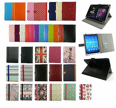 Universal Wallet Case Cover fits Dragon Touch E70 / E71 7 In