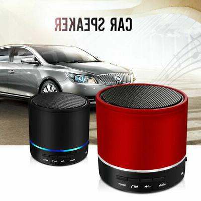 Super Bass Mini Portable Bluetooth For Smartphone Tablet