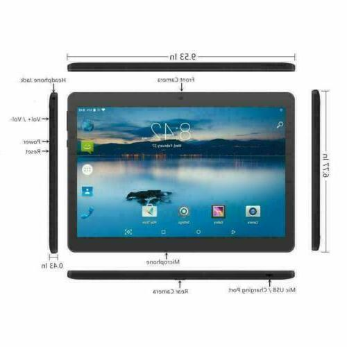 Tablet Go Tablet PC with TF Card Slot and