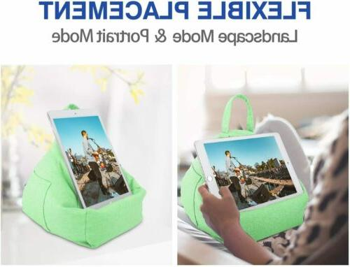 Tablet Pillow Bed Sofa Holder iPhone
