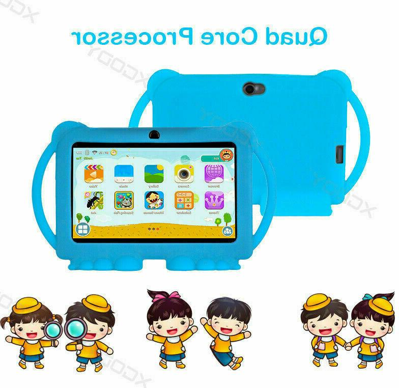 XGODY 8.1 16GB Tablet Bundle Case Gift Kids