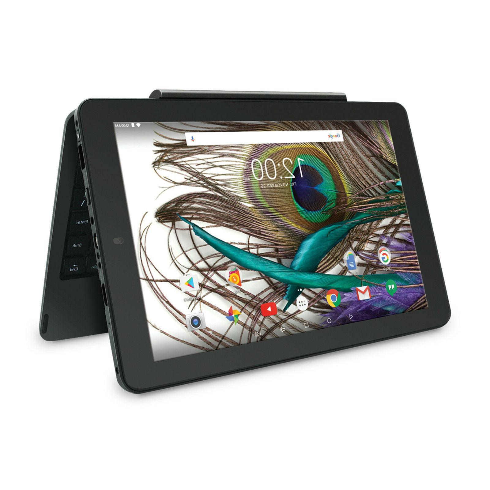 Tablet 10 Android 32GB with Keyboard