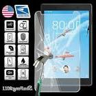 Tablet Tempered Glass Screen Protector Cover For Lenovo Tab