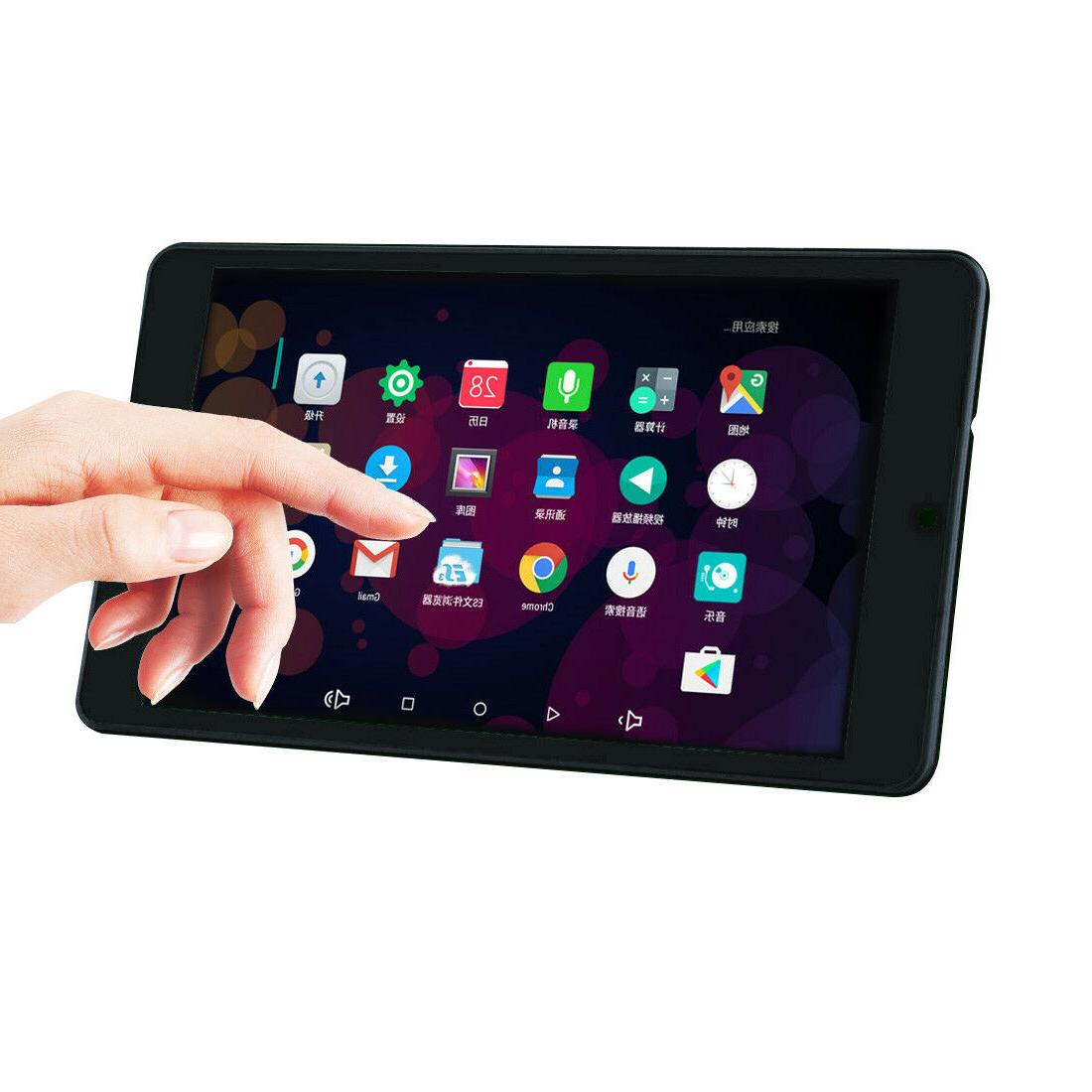 Ultra Thin 7Inch Gaming Tablet Core Dual Camera 16GB