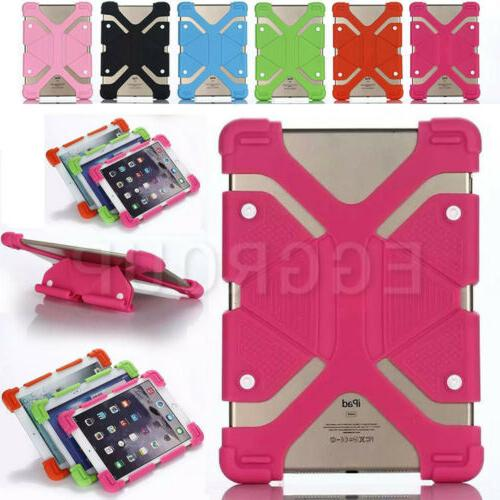 """7""""-12"""" Universal Silicone Protective Cover Extensible Case C"""